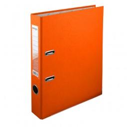 Регистратор одностор. 5 cм, собр, оранж