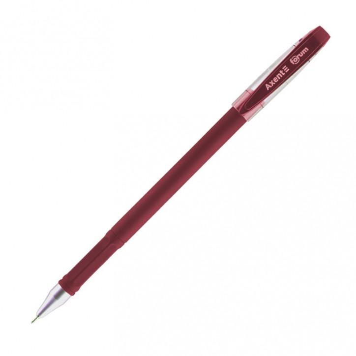 Ручка гелевая Forum, 0,5 мм, красная