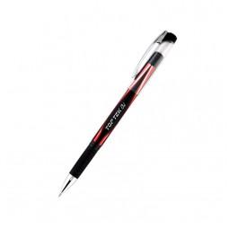 Ручка гелевая Top Tek Gel, красная