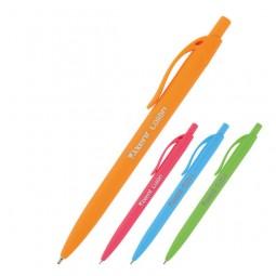 Ручка масляная автом. Сolibri, синяя