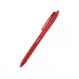 Ручка шариковая автом. Aerogrip, красная