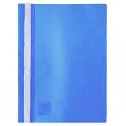 Скоросшиватель, А4, голубой