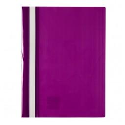 Скоросшиватель, А4, фиолетовый