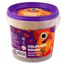 Тесто цветное, 8*20г+2 формочки+стек Jolliers