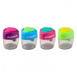 Точилка с контейнером Сolourful 1162-A, асорті кольорів