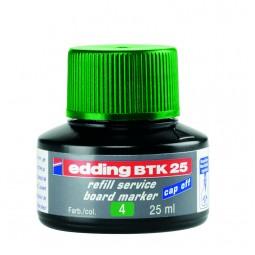 Чернила для заправки Board e-BTK25 зелёные