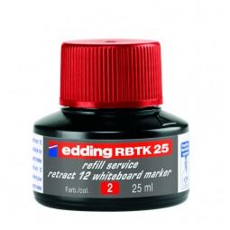 Чернила для заправки Board e-BTK25 красные