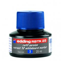 Чернила для заправки Board e-BTK25 синие