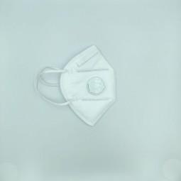 Респиратор маска KN95 FFP2 с клапаном (FFP2)