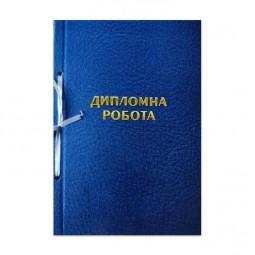 Папка «Дипломная работа», 100 л.