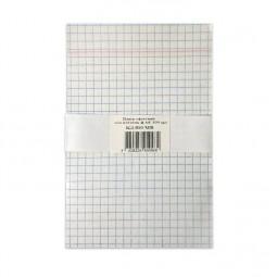Бумага для заметок офсетная, А6 100 л.