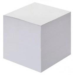 Бумага для заметок белая, 900 л., не клееная, 90 * 90 мм