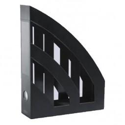 Лоток для бумаг 01 вертикальный, черный