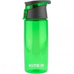 Бутылочка для воды, 550 мл., зеленая