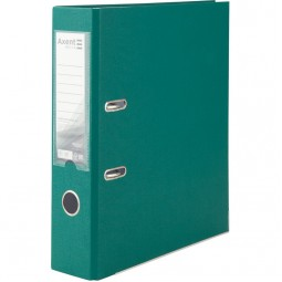 Регистратор одностор. PP 7,5 cм, собр, темно-зелен