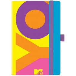 Еженедельник недат. Смарт Графо MTV-4