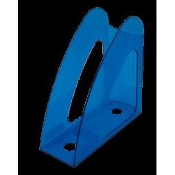 Лоток пластиковый вертикальный РАДУГА, голубой