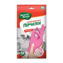 Перчатки хозяйственные 8, размер M