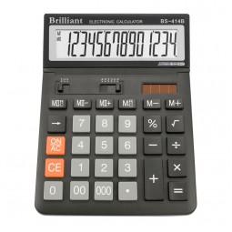 Калькулятор Brilliant BS-414В, 14 разрядов
