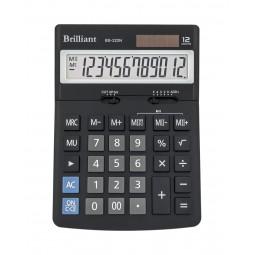 Калькулятор Brilliant BS-222N, 12 разрядов