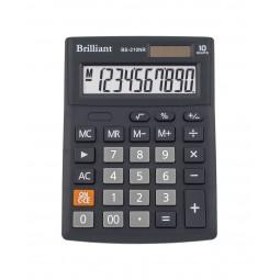 Калькулятор Brilliant BS-210NR, 10 разрядов