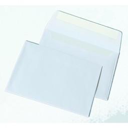 Конверт С6 (114х162мм) белый МК с печатью адреса на внешней стороне
