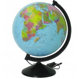 Глобус Политический с подсветкой 260 мм (4820114952745)