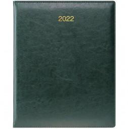 Еженедельник датированный BRUNNEN Бюро 2022 Soft з/т зеленый