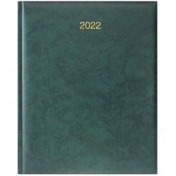 Еженедельник датированный BRUNNEN Бюро 2022 Miradur з/т зеле