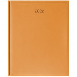 Еженедельник датированный BRUNNEN Бюро 2022 Torino слп/т жел