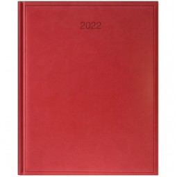 Еженедельник датированный BRUNNEN Бюро 2022 Torino слп/т кра