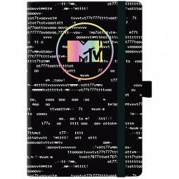 Еженедельник недатированный BRUNNEN Смарт Графо MTV-1